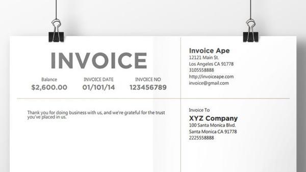 InvoiceApe