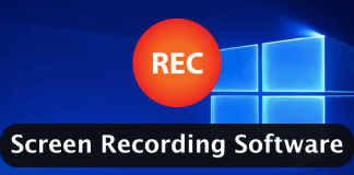 Best Screen Recording Software for Windows 10