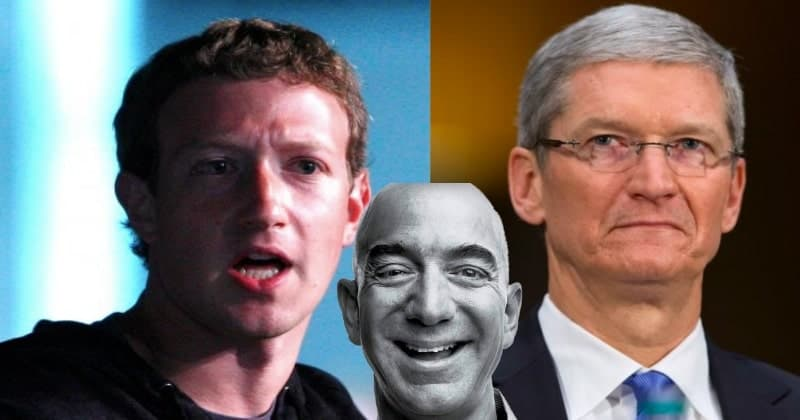 Facebook Points Fingers at Apple Over Jeff Bezos' iPhone Hack