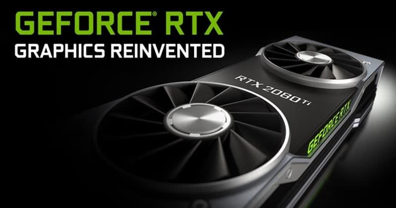 Nvidia's Next Gen GPU, GeForce RTX 3080 Could Have upto 20GB RAM