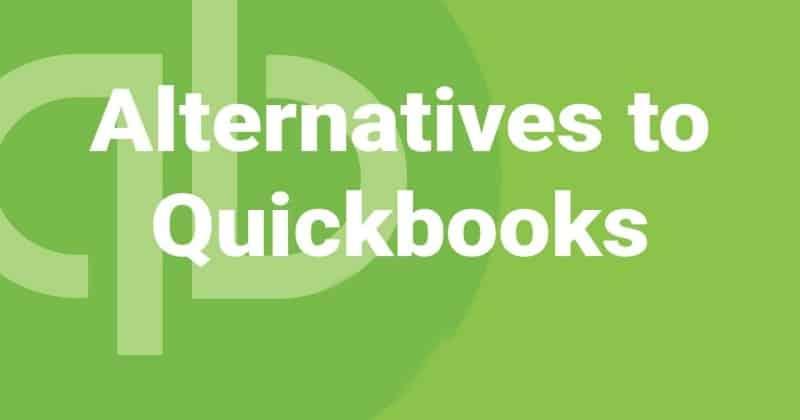 Las mejores alternativas de Quickbooks