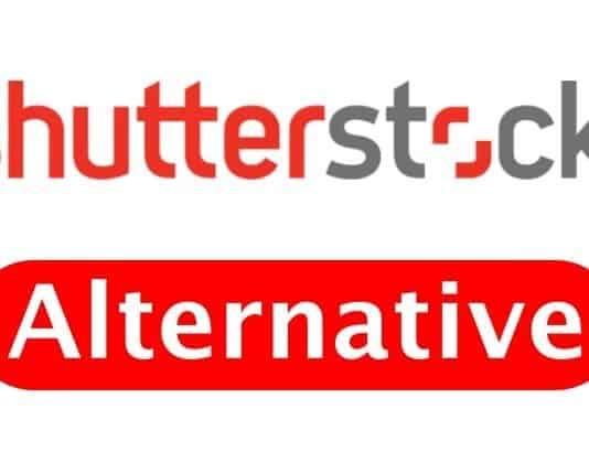 Shutterstock Alternatives