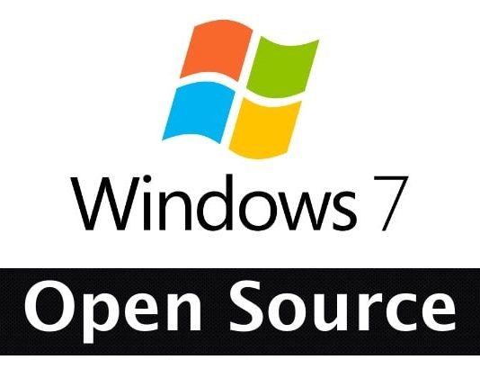 Foundation Asks Microsoft to Make Windows 7 Open Source