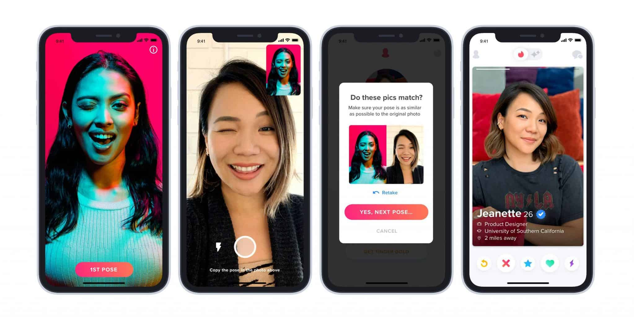 Tinder rolls out new features for safeguarding its community