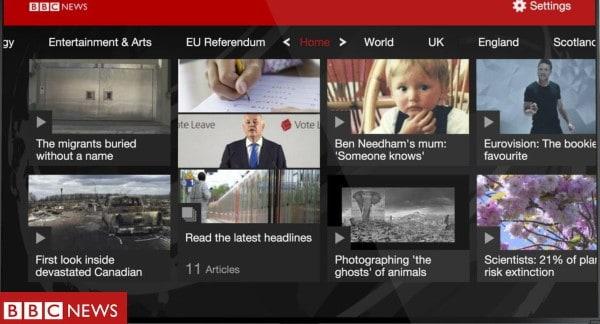 noticias de la BBC