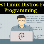 Best Linux Distros For Programming