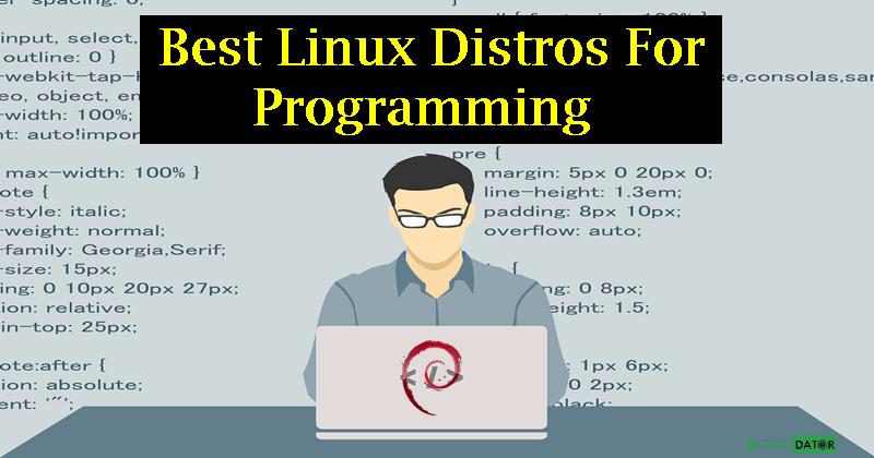 Las mejores distribuciones de Linux para programación