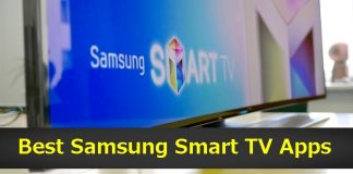 Best Samsung Smart TV Apps