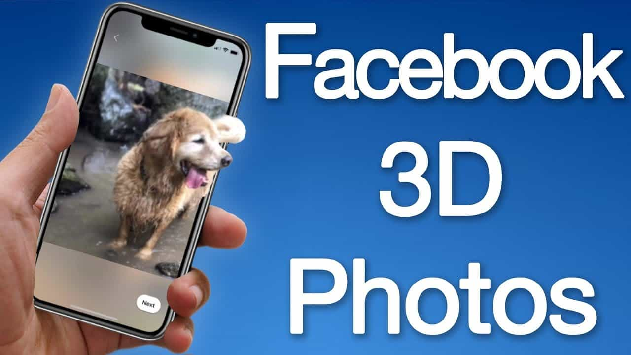 Facebook New Feature Turns 2D Images to 3D Even by Average Phones