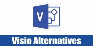 Best Free Microsoft Visio Alternatives