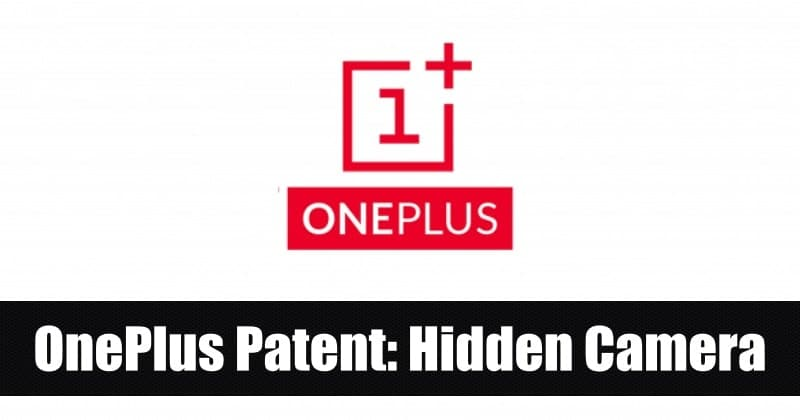 OnePlus New Patent Shows Future Phones with Disappearing Rear Cameras