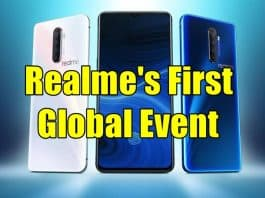 Realme To Showcase A New 5G Smartphone At Its First Global Event In MWC