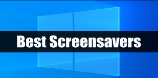 Best Screensavers For Windows 10