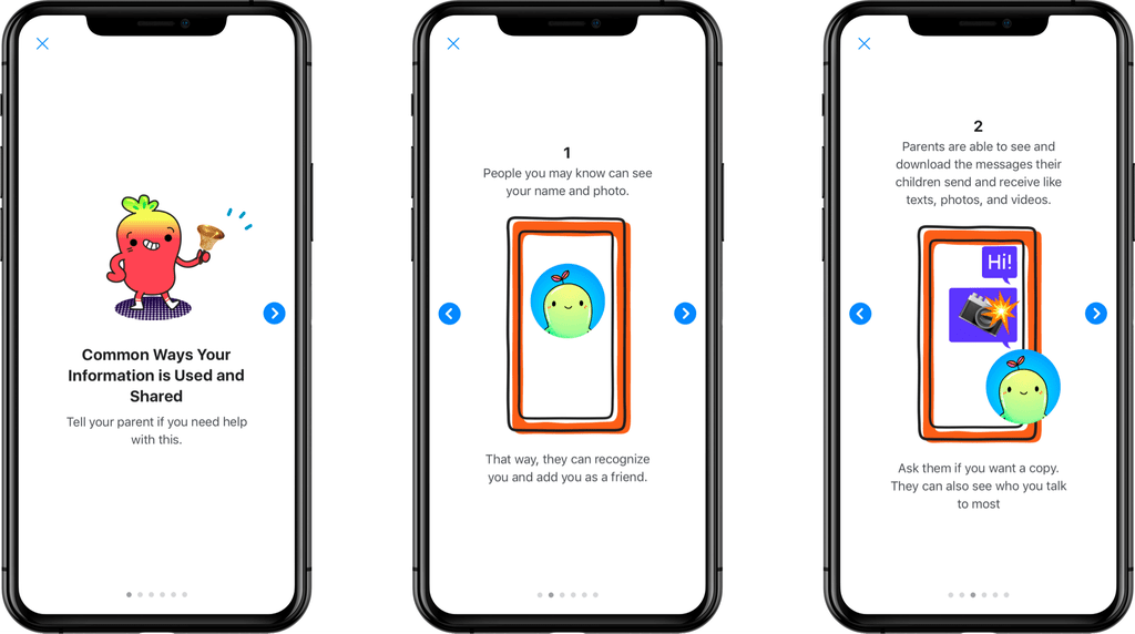 Facebook Updates Messenger Kids to Give Parents More Control Over Their Kids