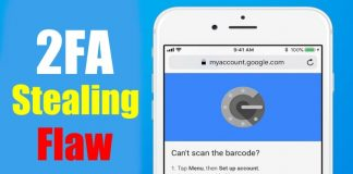 Google Authenticator App Has 2FA Stealing Code Flaw