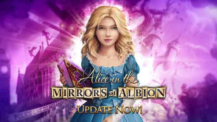 Alice In The Mirror Of Albion