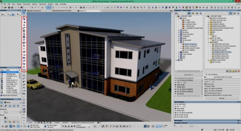 ArchiCAD Modelling