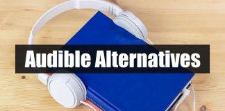 Audible Alternatives
