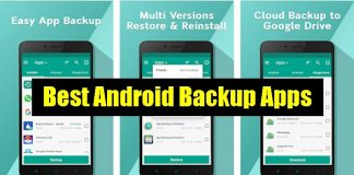 Best Android Backup App