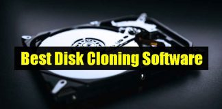 Best Disk Cloning Software For Windows