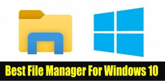 Best Free File Manager For Windows 10