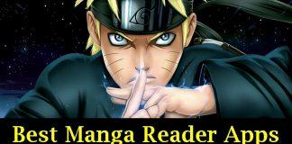 Best Manga Reader Apps