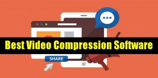 Best Video Compression Software