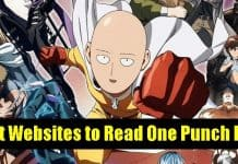 Best Websites to Read One Punch Man