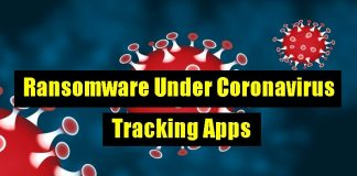Hackers Launch Ransomware Disguised As Coronavirus Tracker App