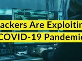 Hackers are Using Coronavirus Pandemic