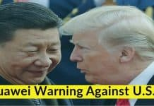 China will strike back against new U.S. restrictions