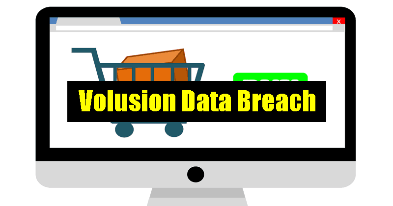 Volusion Data Breach