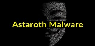 Astaroth Malware