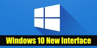 Microsoft Reveals Windows 10 New Interface
