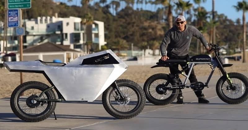 Tesla Cyber Bike