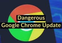 WordPress Users Targeted with Fake Google Chrome Update