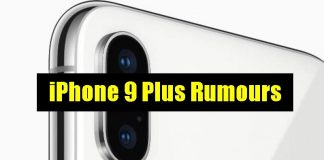 Rumours Of Apple Planning iPhone 9 Plus With A13 Larger Version