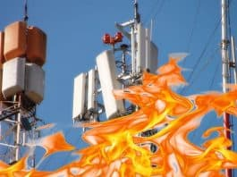 UK People Burned 5G Towers Believing in Coronavirus Conspiracy Theories