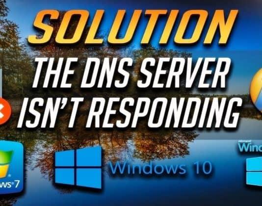 "Best Ways to Fix ""DNS Server Isn't Responding"" in Windows 10"