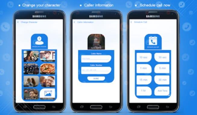 Fake Caller Id , Fake Call, Prank Call App