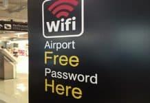 Free Airport WiFi Passwords