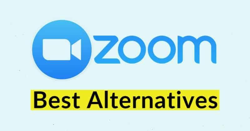 Best Zoom Alternatives