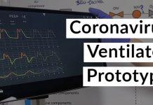 Coronavirus Ventilator Prototype