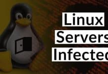 Linux Servers Infected