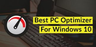 Best PC Optimizer Software For Windows 10