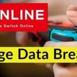 Nintendo Switch Online Data Breach