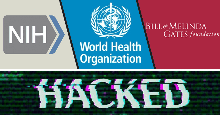 Login Credentials of WHO, CDC, NIH, Gates Foundation and World Bank Are Dumped Online