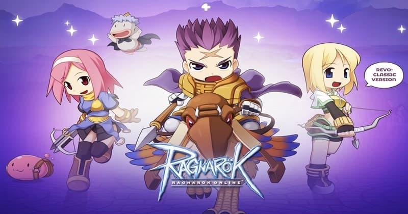 Ragnarok Online MMORPG