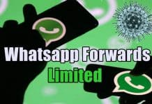 Whatsapp Message Forward Limit Changed To 1 For Preventing Fake Forwards