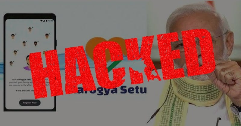 Aarogya Setu Hack
